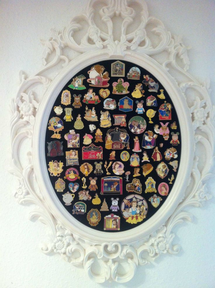Disney Pin Display