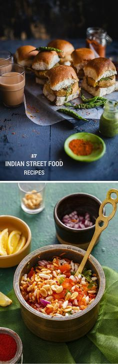 Best 25 healthy indian snacks ideas on pinterest recipe of 17 indian street food recipes forumfinder Choice Image
