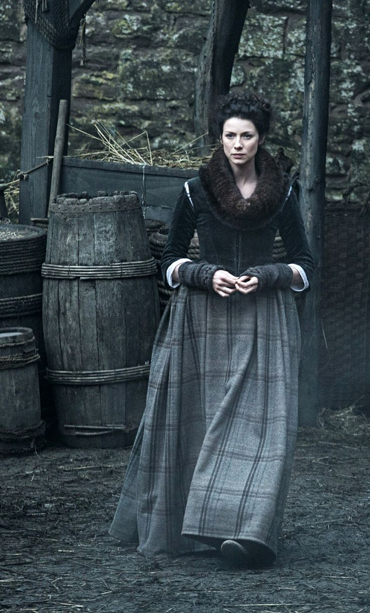 "winternoize: ""Caitriona Balfe as Claire Beauchamp in Outlander season 1