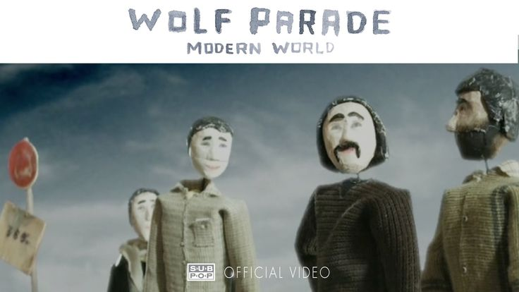 """Modern World"" from the 09/27/05 Wolf Parade album Apologies To The Queen Mary iTunes https://itunes.apple.com/us/album/expo-86/id375991023 Amazon http://amz..."