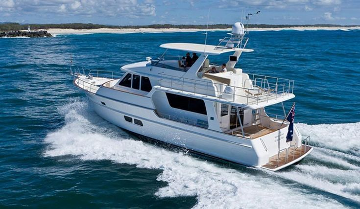 The newest incarnation of the Grand Banks Aleutian series might be the perfect boat for a couple looking to move up into a luxury pilothouse yacht.