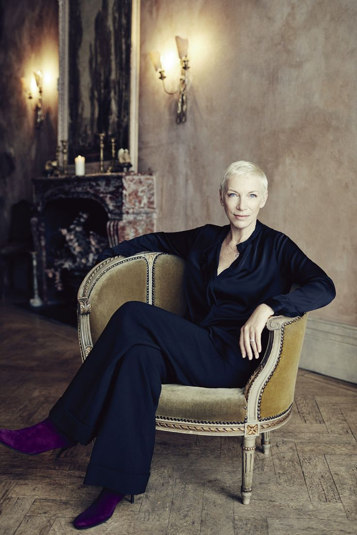 Philanthropy – Annie Lennox The singer and campaigner has inspired a worldwide quest to build a better future for women.