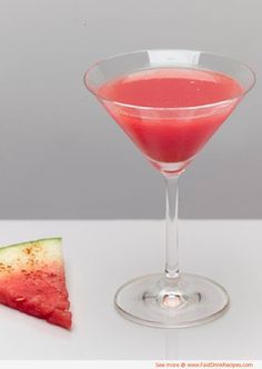 This Creole Watermelon Martini recipe is sweet and tangy yet has a kick of spice to it as well. Easily share this cocktail recipe on Facebook, Pinterest, or Twitter!