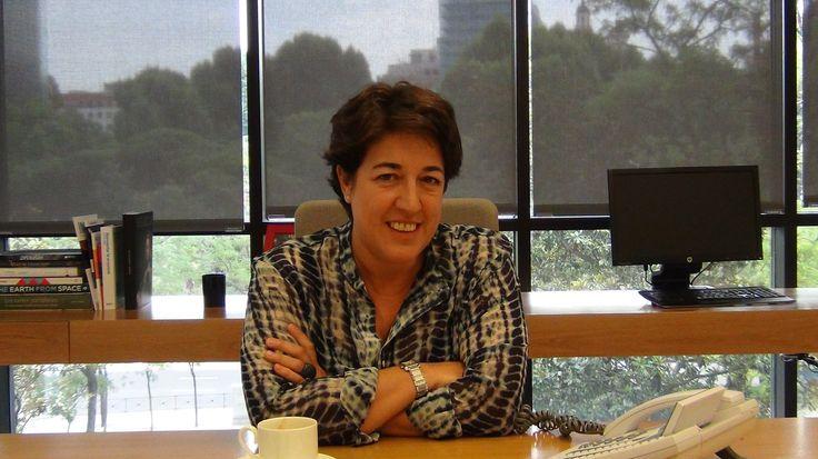 Entrevista a Elena Pisonero, Presidente de Hispasat en EmpresaActual!!
