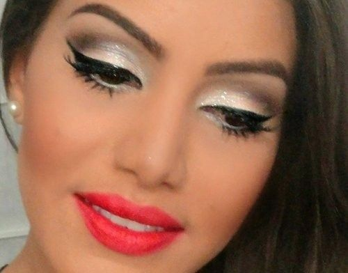It's not fair that some people can have all types of make up. We just have to deal with it.