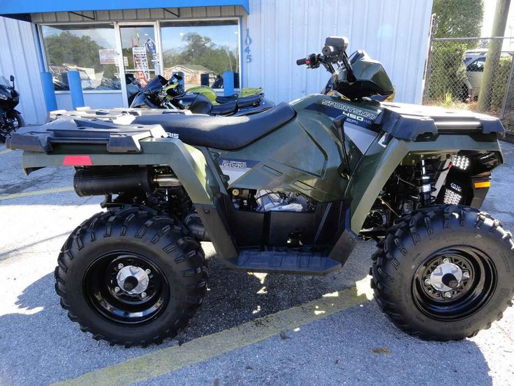 Used 2016 Polaris sportsman ATVs For Sale in Florida. 2016 POLARIS sportsman, 2016 Polaris Sportsman 450 EFI, 9 Hours, one owner, Fully Automatic 2 X 4 switchable to 4 X 4, Park, High, Low, Front Storage, Like Brand New, Must See, Excellent Condition. 75 motorcycles to choose from. Special motorcycle financing is available even with a low credit score, Visit Prime Motorcycles at 1045 North US Hwy.17-92 Longwood, Florida 32750 Hours: 9-5 Tues. thru Sat. After hours appointments are also…