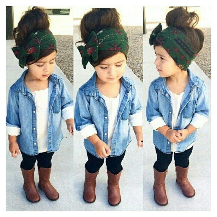 1fb1cd02be83 Girl Fall Fashion Outfit | Kids outfit | Toddler girl outfits, Toddler Girl  Style, Toddler Fashion