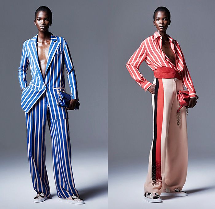 Emanuel Ungaro 2016 Resort Cruise Pre-Spring Womens ...