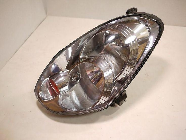 JDM NISSAN SKYLINE SEDAN V35 (Infiniti G35) 2004-2006 HID Headlight OEM Left #NISSAN