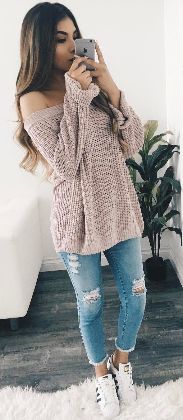 stylish+outfit+top+++rips