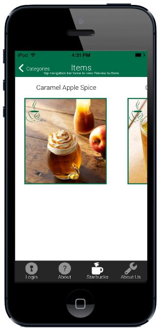 Snappii created  Great Coffee Finder for Starbucks mobile app. The app is specially designed for coffee-lovers and people often looking for a way to satisfy their caffeine craving. The app stores all the US Starbucks locations and shows the nearest ones to its users. Download it today https://itunes.apple.com/app/id897902568