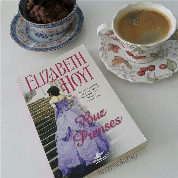 Kozmokitap: Buz Prenses - Elizabeth Hoyt || Kitap Yorumu