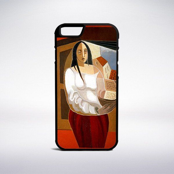 Juan Gris - The Reader Phone Case – Muse Phone Cases