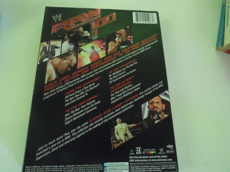 Raw Wwe Dvd
