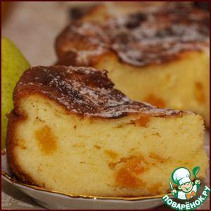 Классический немецкий творожный пирог