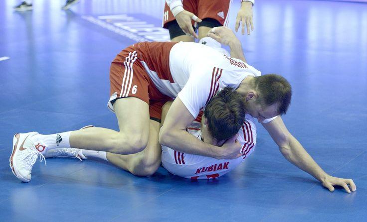 Michał Kubiak: trudno było zresetować głowę po porażce z Francją | Reprezentacja w Sport TVN24