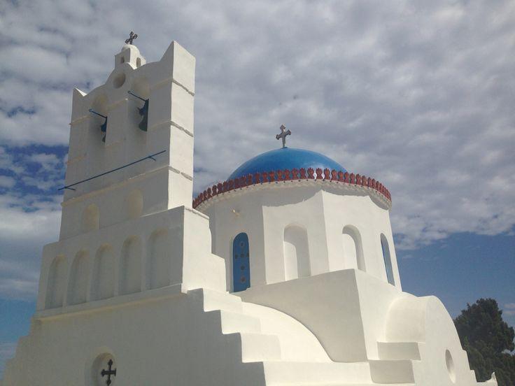 #sifnos #poulati #greece #travel #greek church #architecture #cyclades