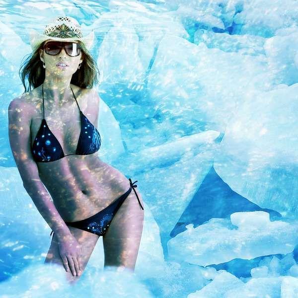 Tendencia de belleza: crioterapia, congelarte para adelgazar. #cryotherapy