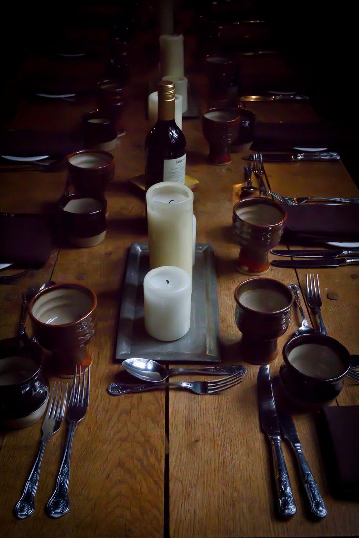 & Table setting Narnia | Inn | Pinterest | KeskiaikaBanquet ja Kattaukset