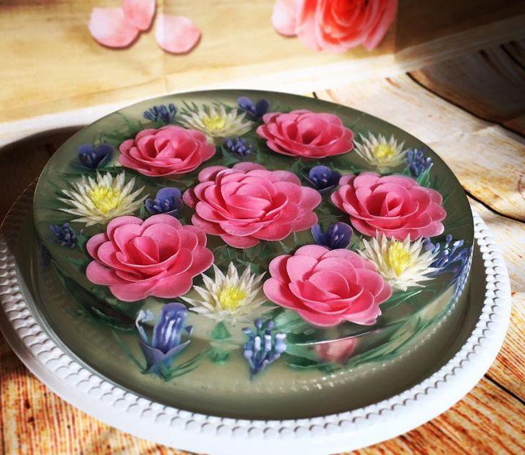 Best Jelly Cake Malaysia