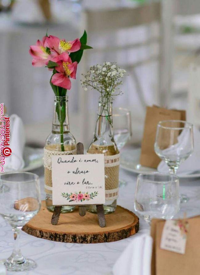 Diy Do Meu Casorio Vemver 3 Hochzeitstisch Hochzeitsdekoration Hochzeit Aktionen