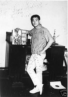 In 1963 when Bruce Lee...