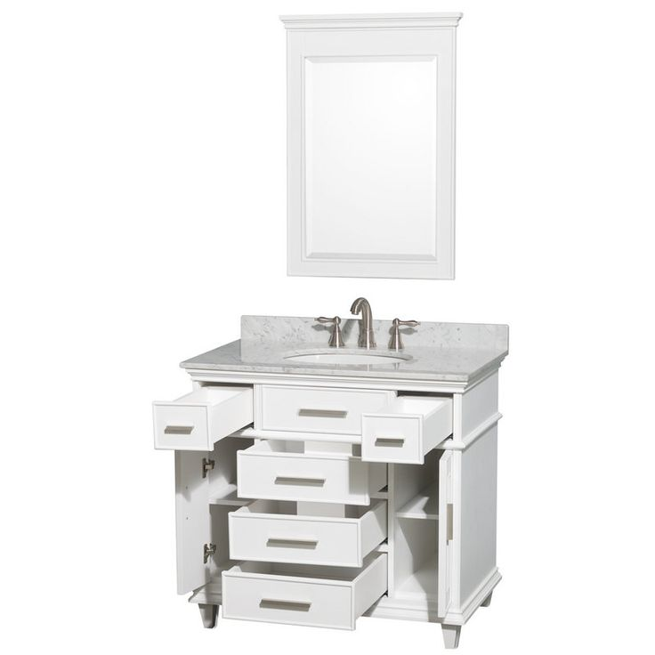 Design House Wyndham 48 in. W x 21 in. D Unassembled Vanity Cabinet Only