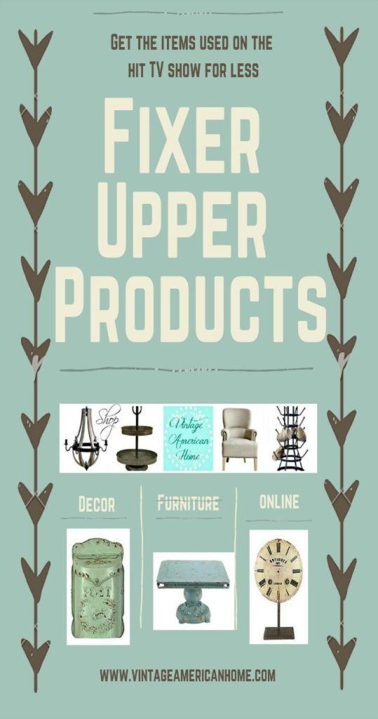 best 25 fixer upper tv show ideas on pinterest magnolia farms hgtv tv shows and fixer upper show. Black Bedroom Furniture Sets. Home Design Ideas