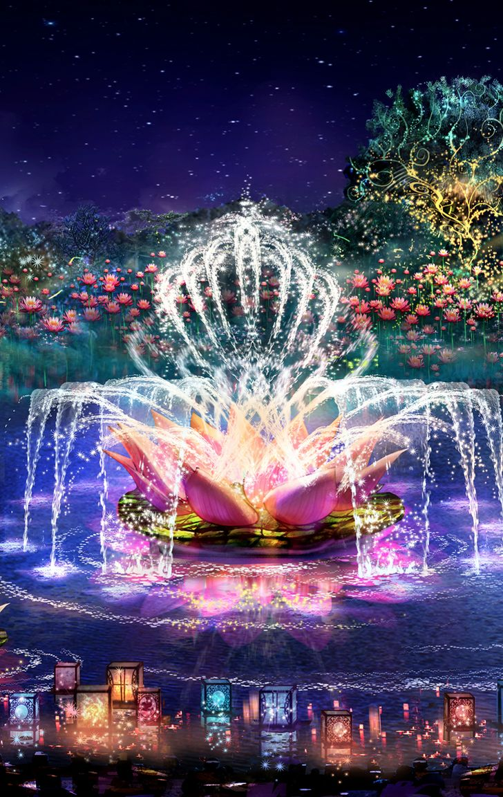 Disney's Animal Kingdom's First Night Show, Rivers of Light, Is Coming This Spring!