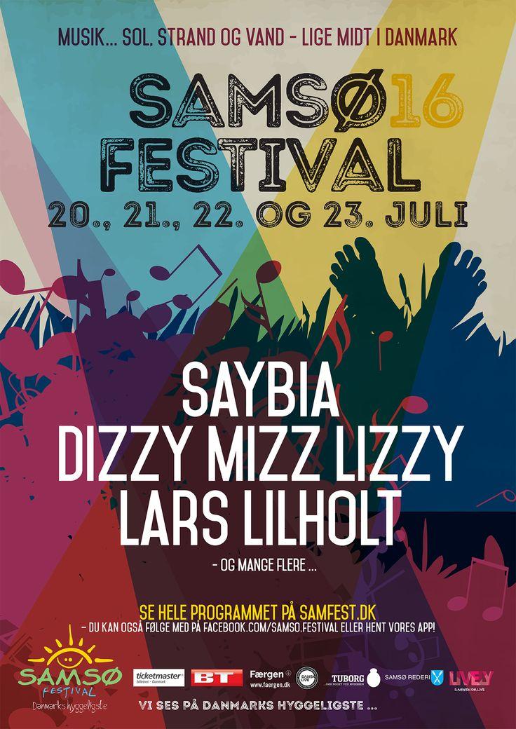 Samsø Festival 2016