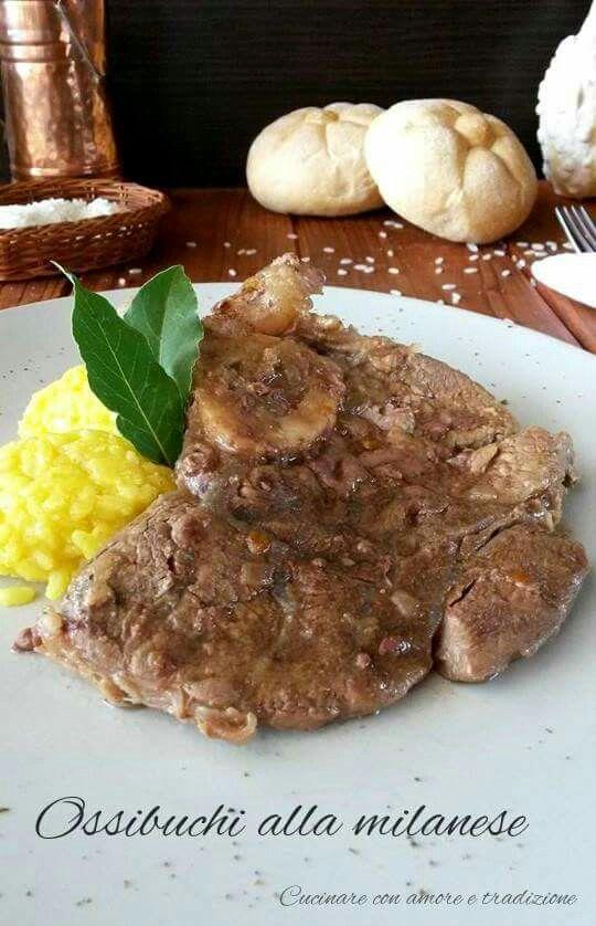 Stasera per cena sulla mia tavola ci saranno gli #ossibuchi alla #milanese http://blog.giallozafferano.it/cucinareconamoreetradizi/ossibuchi-alla-milanese/ #food #foodblog #gialloblogs #recipes #cucinareconamoreetradizione