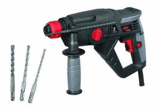 Skil 1743 AA Perforateur 600 W (Import Allemagne): Price:83.26Perforateur pneumatique puissant pour percer le béton sans la moindre…