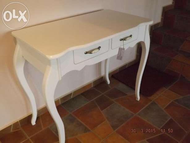 Masa toaleta,model rococo,din lemn masiv. Bacau - imagine 1
