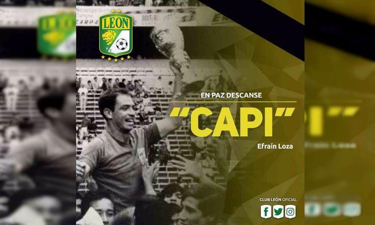 Fallece histórico jugador del Club León