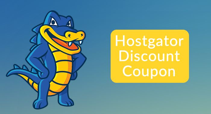 Hostgator Discount Coupon