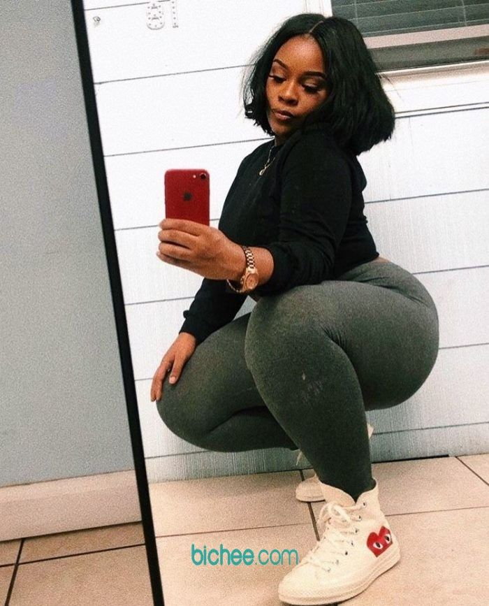 Sexy Curvy College Girl