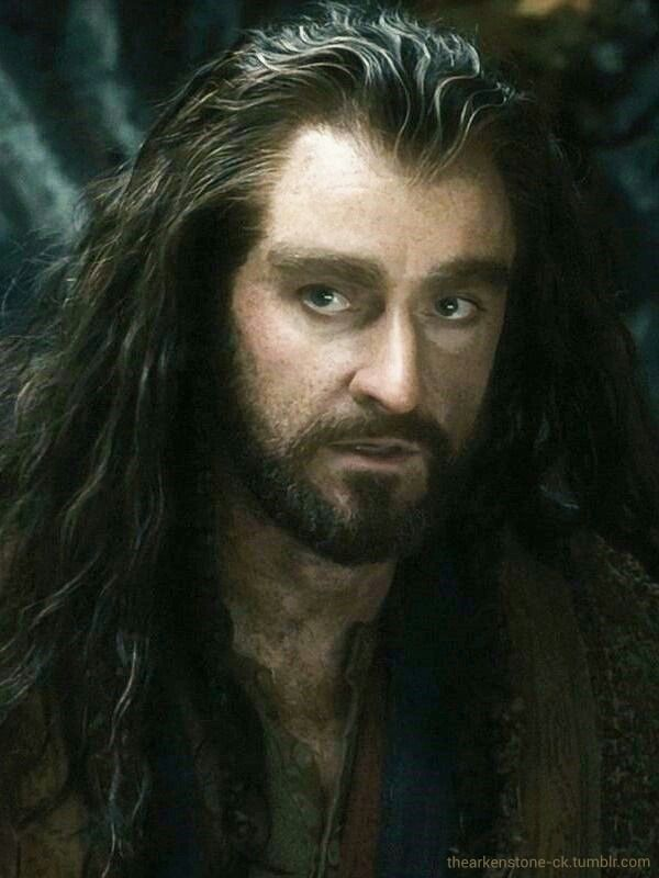 Thorin Oakenshield. More like Thorin Smokinshield! What a ...