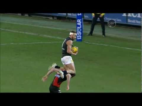 Andrew Walker Mark of the Year HQ - 2011 AFL Round 18 Essendon v Carlton