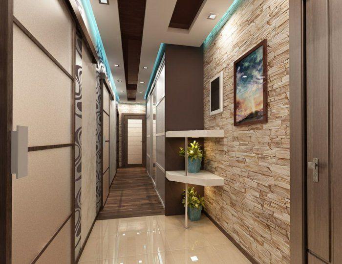 Wandgestaltung Flur | Lwjacobs, Wohnideen Design