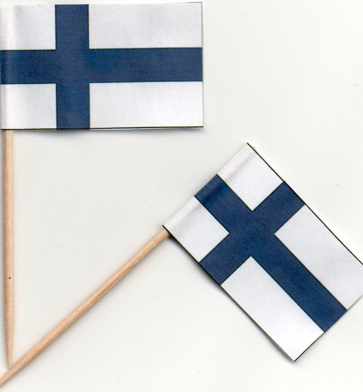 Joulureki: Suomen liput