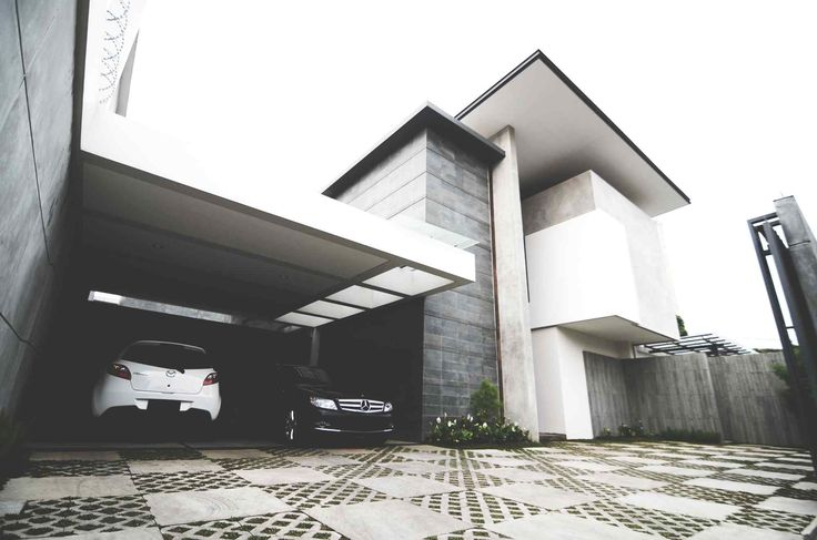 Emong House Image 7, Location : Bandung, Indonesia Site Area : 497 m2 Building Area : 360 m2 Design Phase : 2009 Constrution Phase : 2009 - 2011  #architectindonesia #architecture #archdaily