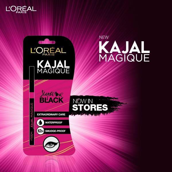 New Launch-L'Oréal Paris Kajal Magique - The Indian Beauty Secrets