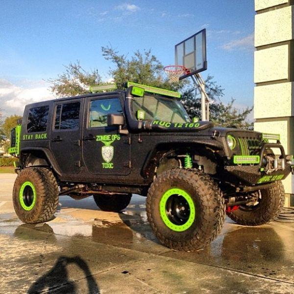 Zombie vehicle