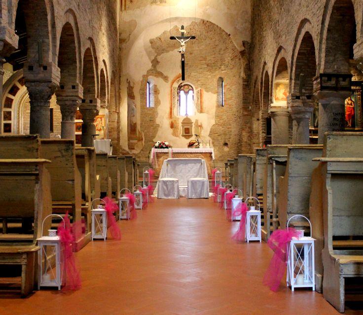 Church Pieve del Tho