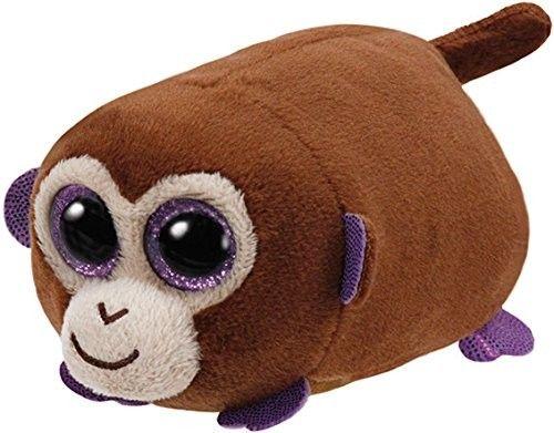 51f46ddae09 TY Beanie Baby – ty42166 Teeny TYS – Monkey Plush Boo Monkey – 8 ...