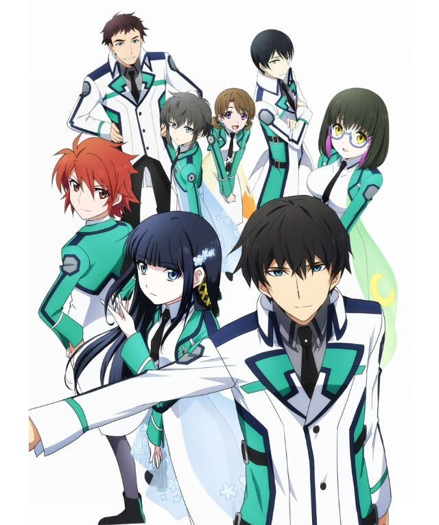 Irregular at the Magic High school