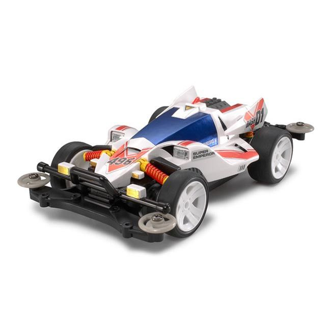 TAMIYA MINI 4WD : Dash-01 Super Emperor [MS CHASSIS]