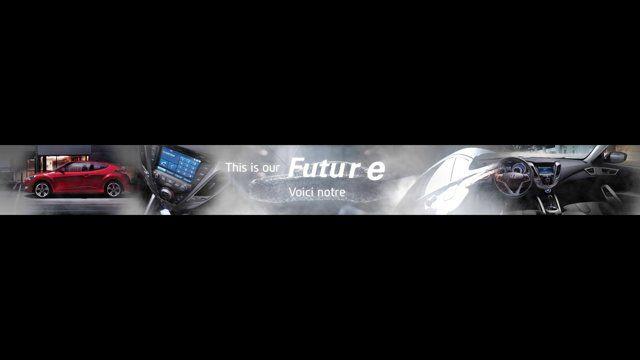 Agency: Wynford Studio: Mindfield  National dealer meeting opener video. Presented on a 9888 x 1080 pixel screen.