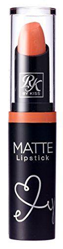 Kiss Ruby Kisses Matte Lipstick Peach Loo (2 Pack) Kiss http://www.amazon.com/dp/B00TIZ6N86/ref=cm_sw_r_pi_dp_Bzgcvb1R4PFS9
