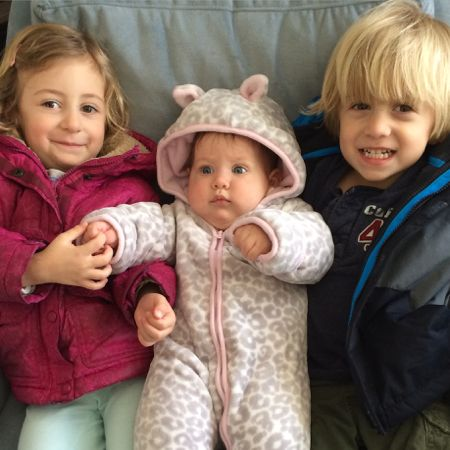 A mom describes the differences and benefits of having another baby after twins.